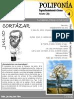P (E-04) Julio Cortázar