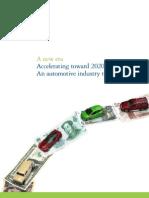 A New Era Automotive Industry 2020
