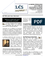 Les clés de l'autonomie mars 2012 vol 4 no1