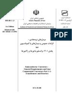Adoption IEC 60146 1 3