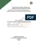 Metodologia para el Diseño y Desarrollo de Sistemas Hipermediales Educativos Basados en la Web 2.0 (MEDSHI)