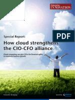 How Cloud Strengthens the CIO-CFO Alliance EI
