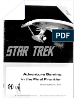 Star Trek Rules