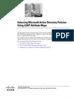 Attribute LDAP AD