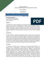 Políticas Educacionais, Ações Coletivas e Inclusão Social no Brasil