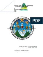 Obtension de Un Plastico Reporte 5