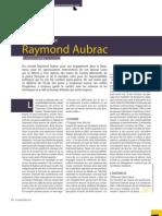 Les 3 dimensions de Raymond Aubrac