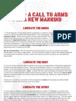 Liber8 Manifesto