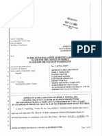 Affidavid-no Qualified Judge