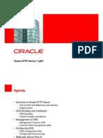Oracle HTTP Server 11gR1
