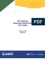 Enterprise Cloud Portal User Guide