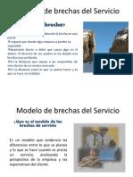 Brechas Del Servicio e NTC ISO 9001