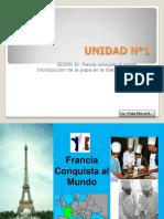 10.- Francia Conquista Al Mundo