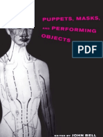 Puppets, Masks,And Performing Objects