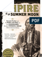 Empire of the Summer Moon by S.C. Gwynne (excerpt)