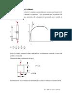 2.- Comportamiento El Stico Lineal
