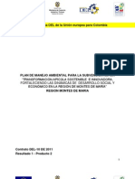 Plan de Manejo Ambiental para tranformación Apícola sostenible e innovadora fortaleciendo las dinámicas de desarrollo social y económico en la región de Montes de María