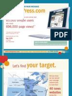 Echo Press Sales Kit - Web