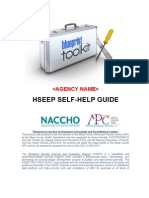 Blueprint HSEEP Self Help Guide