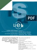PhD Thesis Almaksour