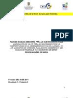 Plan de Manejo Ambiental para la Agregación de valor para el mejoramiento de la competitividad de la cadena productiva del Ajonjolí en los municipios de Córdoba, Montes de María
