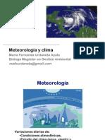 3 y 4- Meteorología y clima