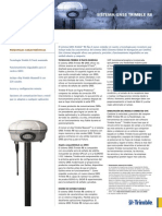 R8 GNSS DataSheet Español