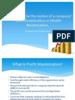 Motive of a Company_Ankaan