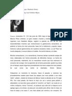 Historia de La Patente de La Harina Pan