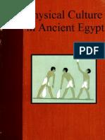 Physical Culture in Ancient Egypt- Carl Diem