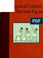 Physical Culture in Ancient Egypt- Carl Diem