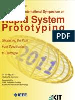 Proceedings Rsp 2011