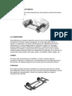Estructura, Chasis y Carroceria, Tipos de Chasis