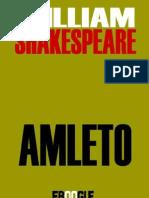 Amleto Shakespeare