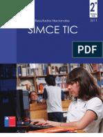 Informe Resultado SIMCE TIC 2011