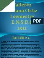 Taller #2