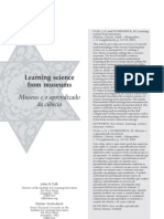 Falk, John e Storksdieck, Martin - Learning Science From Museums