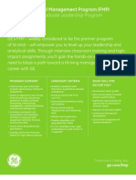 FMP Fact Sheet