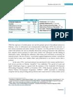 ICT Pakistan 2011 Analysis