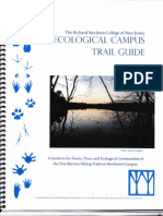 Ecological Principles Lake Fred Trail Guide
