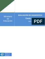 20evaluacion de Diagnostico. Ceuta y Melilla 2009. Marco de La Evaluacion