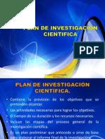 Plan de Invetigacion Cinetifica