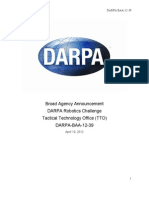 DAPRA Robotics Challenge