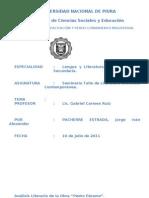 74457714 Analisis de Pedro Paramo