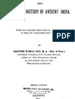 Economic history of ancient India (Santosh Kumar Das, 1944)