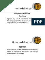 Historia del fútbol (2)
