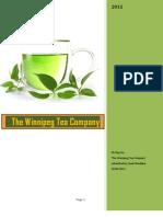 PR PLAN - TEA