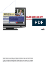 Manual Guia de canales Passport