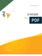 Manual de Usuario Cable Modem U10C022