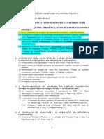 Programa Da Disciplina Estado Sociedade e Eco Politica II